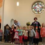 Gemeindefest - Es wurde natürlich auch viel gesungen