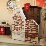 Gemeindefest - Die lebendigen Steine bilden die Kirche