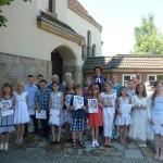Konfi-Kids Abschlussgottesdienst 2013
