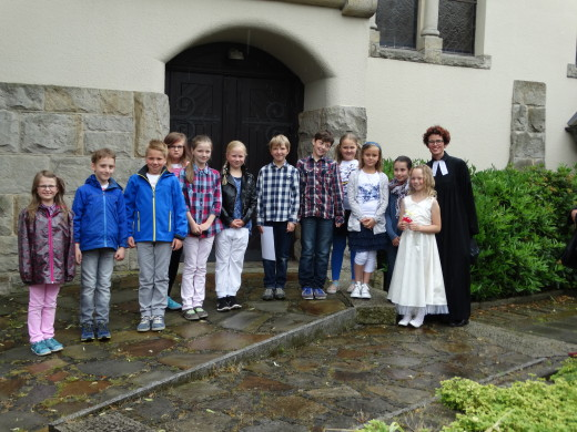 Konfi-Kids 2015 in Ochtrup