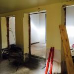 Blick ins neue Büro